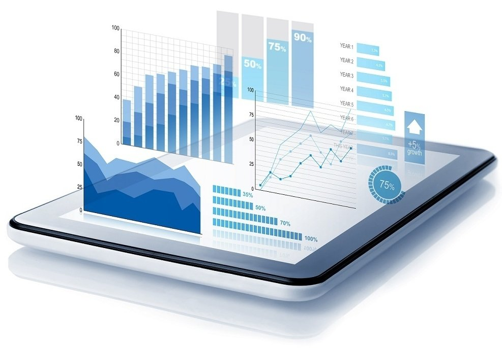 Eurobase synergy2 tablet for business intelligence and real time data management